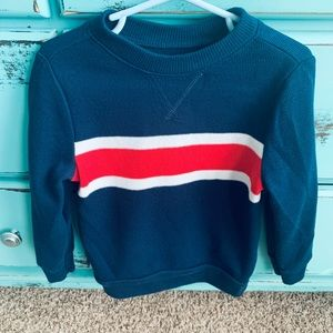 Old Navy 4T blue sweater
